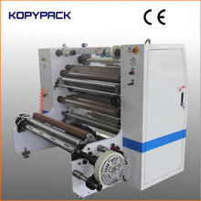 confectionery adhesive tape used coil slitting machine