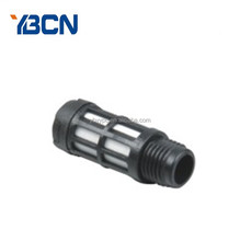 Hot sale NPT plastic silencer exhaust muffler