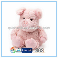 Soft toy pink pig