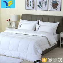 Wholesale 40S cotton white patchwork microfiber comforter sets bedding quilts made in china