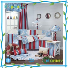 Lovely Comfortable Baby Crib 5-Piece Bedding Set