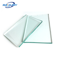 Flat Glass price 2mm 3mm 4mm 5mm 6mm 8mm 10mm 12mm 15mm 19mm clear colored Flat Glass