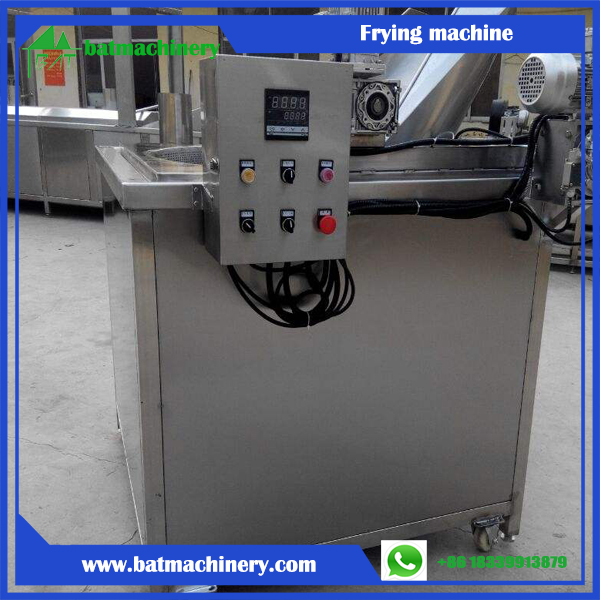 2017 hot style gari frying machine from China famous supplier