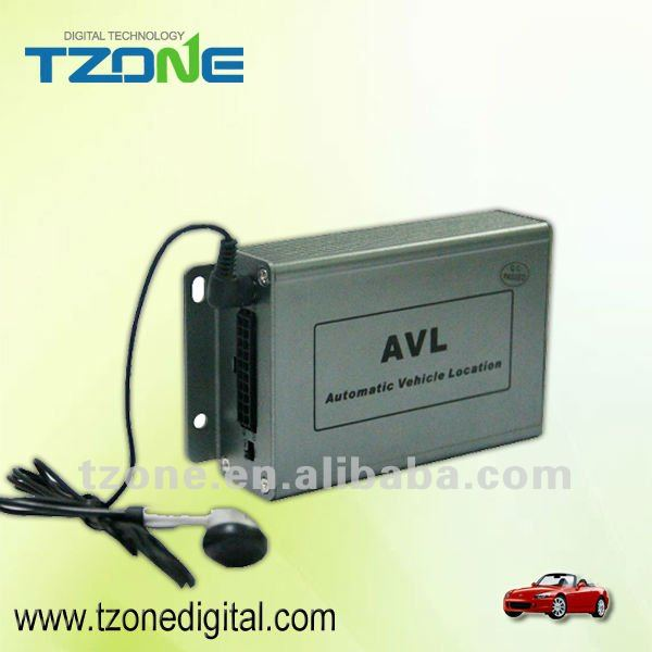 GPS Tracker for realtime tracking supports Voice Monitoring/ talking /fuel monitoring/temperature monit gps tracker avl05