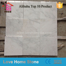 Factory Sales Directly white marble carrera slab,polished statuario venato marble slab,natural stone marble tiels