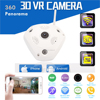 3D panoramic camera 1.44mm lens hidden camera long time recording with ir cut