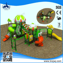 2015 robot series kids commercial outdoor playground playsets