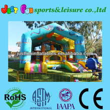 EN14960 giant inflatable bouncy castle/inflatable bounce castle/inflatable jumping castle