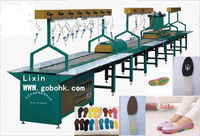 rubber slippers making machine,machinery for making slippers