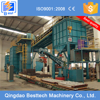 Top quality energy saving resin sand regeneration processing system
