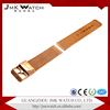 Rose Gold watch bands wholesale Stainless Steel watchband Wrist Watch Band with Straight End