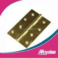solid brass door hinge