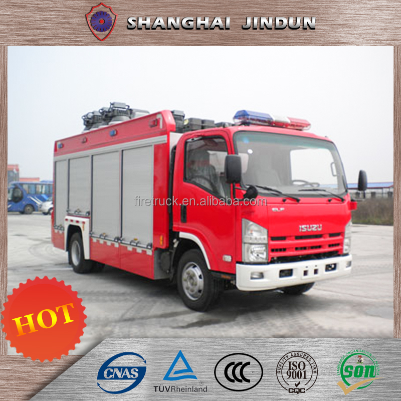 Technical Inflatable Fire Truck