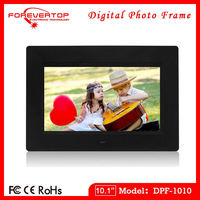 Ultraslim 10.1 inch promotional gifts digital frame DPF-1010
