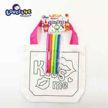 Attractive price new type foldable non woven gift bag for child