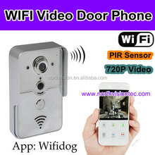 Smart Home Wireless P2P Android Video Wifi Doorphone