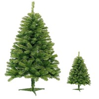 120cm Decoration for Christmas Rattan Cone Christmas Tree