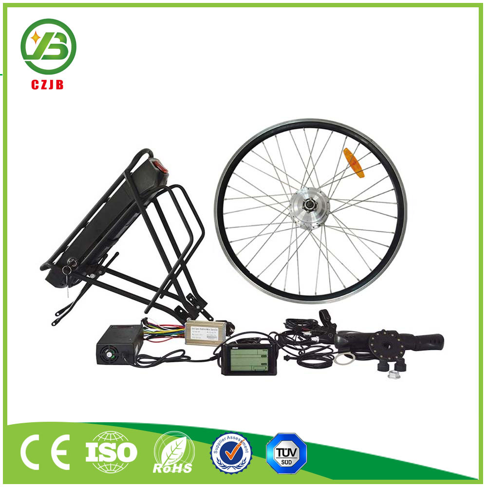 CZJB Diy 24 inch Front 250w 700c Wheel Front Electric Bicycle Kit