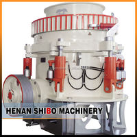 High crushing ratio hydraulic spring cone crusher,hydraulic spring cone crusher for sale