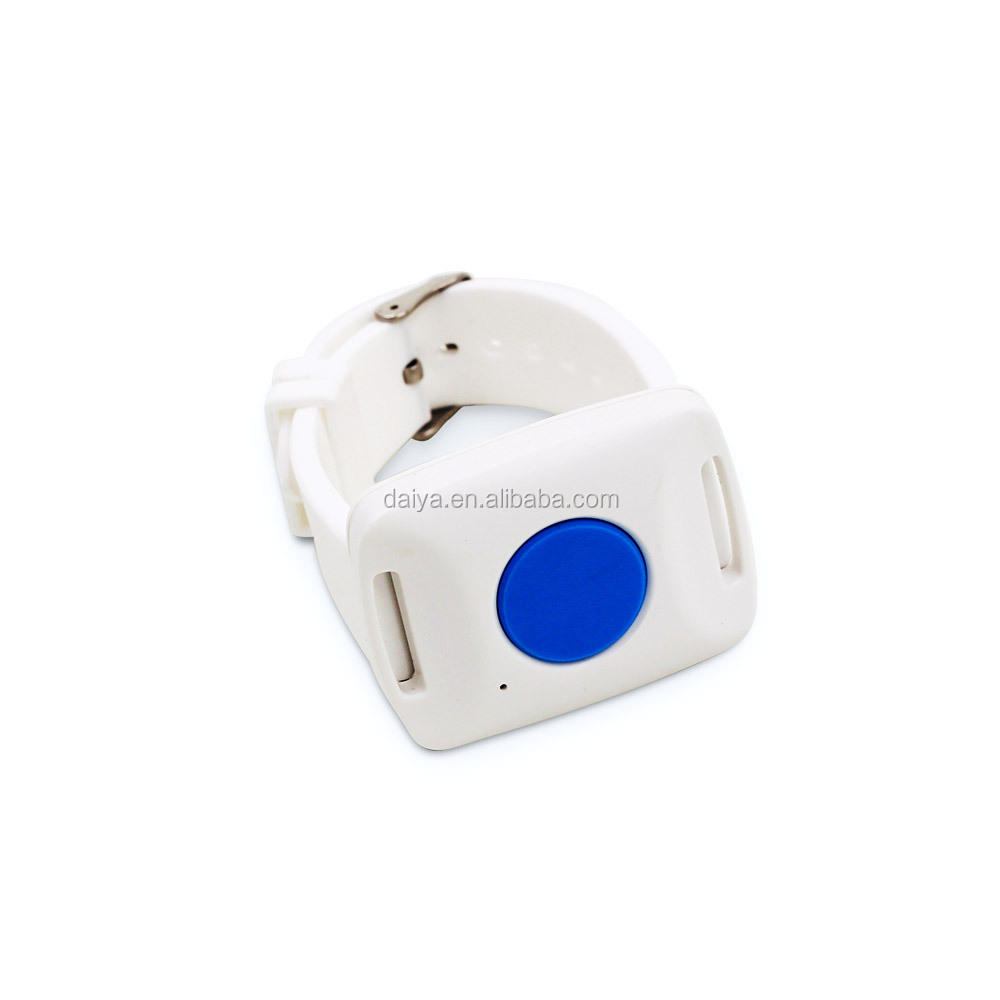 DAIYA bluetooth panic button with 24-hour Emergency Zone DY-XEB1