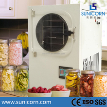 0.1 square meters mini size Freeze Drying / Freeze Dried Fruit / Lyophilizer / Lyophilisate Machine