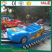 Chinese kids games amusement equipment flying car/Race Car Game rides