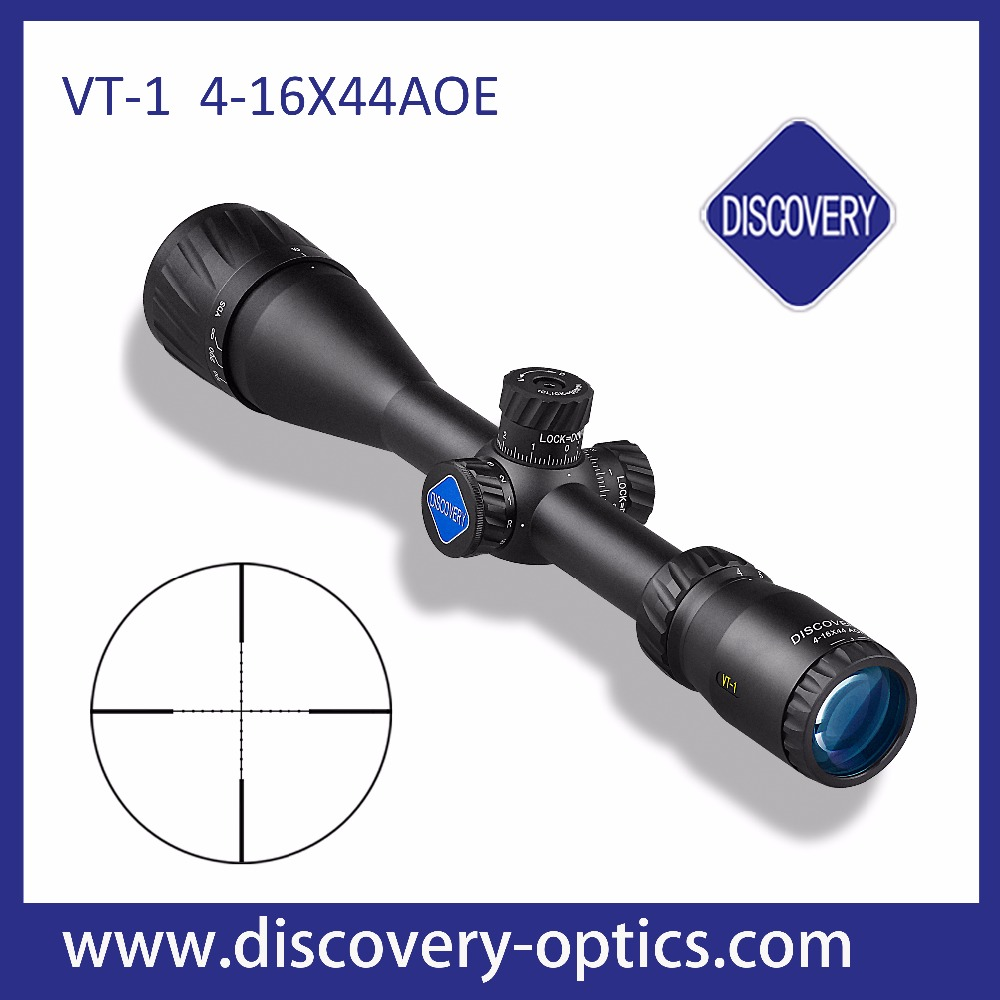 rifle scope manufacturers Discovery VT-1 4-16X44AOE hunting zeiss optic air rifle scope