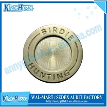 Engraved gifts die cut custom magnetic golf Ball Marker