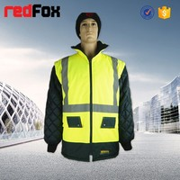 3m motorcycle reflective safety high visibility jacket