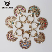 Fashion Diamonds Peacock Ring Finger Stand Phone Holder Finger Grip Phone Stand for Smart Phone RH054