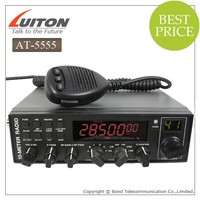 China OSM service anytone cb at-5555 black walkie talkies