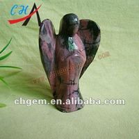 fashion watermelon glass angel carving