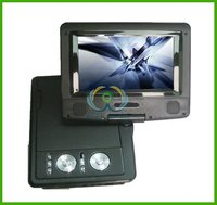 7 inch Portable DVD Player with DVB-T/ISDB-T SS-PP004 portable DVD Player