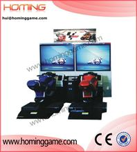 video game bike machine / motorcycle arcade machine for sale / GP4 Motor arcade game machine products / coin operated rides