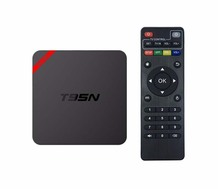 Factory direct sale smart KODI 16.1 box T95N Mini MX plus 4K S905 1G 8G quad core buletooth KODI 16.1 android 5.1 tv box