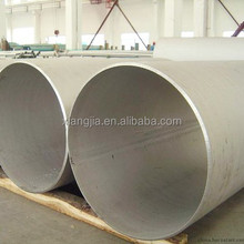 Large diameter stainless steel pipe/tube for construction
