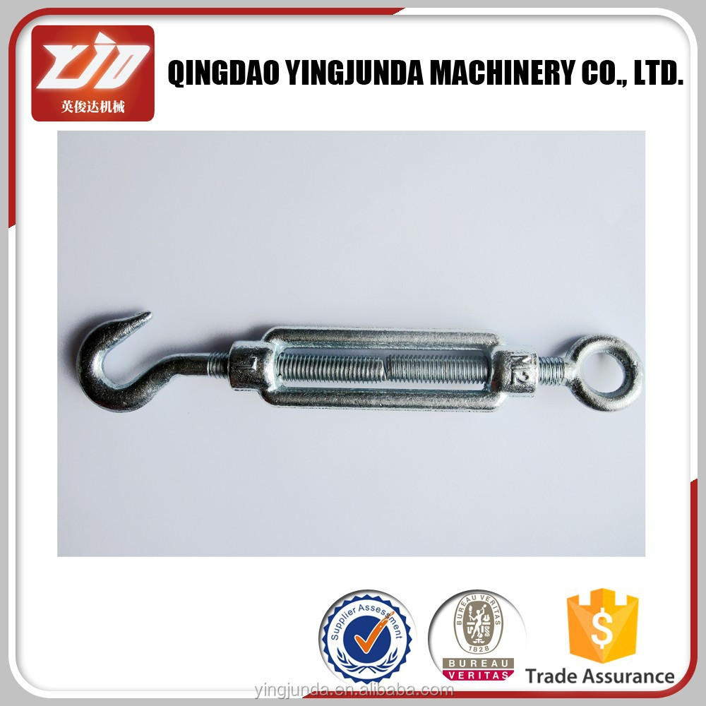 din 1480 turnbuckles hook and eye steel turnbuckle din 1480 wholesale