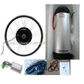 electric bicycle kit with Tube Li-ion battery