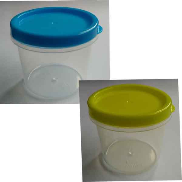 Wholesale high quality clear plastic salad cup