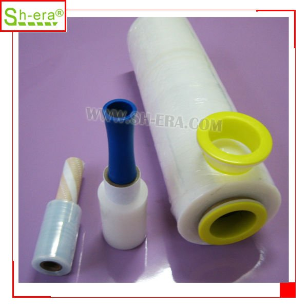 Good quality LLDPE stretch film for machine use in stock
