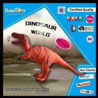 Buy plastic dinosaur toys walking dinosaur nice dinosaur eating ...