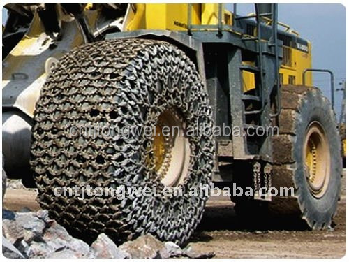 HOT SALE Kawasaki KLD85Z tractor tire protection chains