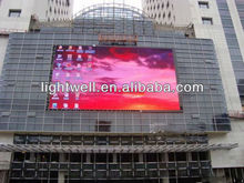 outdoor good advertising tv p16/p20 full color led sign screen