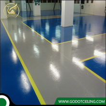 Godot Dust Proof Chemical Resistant Epoxy Resin Warehouse Floor Paint