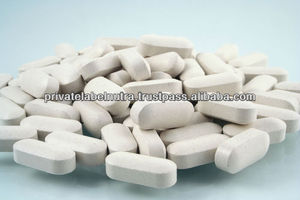 GMPc Tablets Natural Calcium Supplements