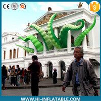 Major holidays inflatable octopus for sale