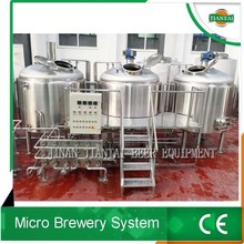 ginshop used Complete 100l to 1000l Beer Brewery Equipment