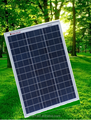 High quality low price perfect service Chinese Zhejiang Ningbo Ring Electronics 18V 50W poly solar panel