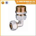 Brass Fitting T614 Brass Male Elbow Fitting