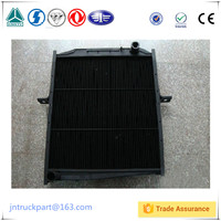 Truck Parts Cooling Systerm Radiator WG9725530011